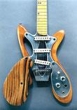 hybrid guitar prototype