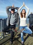 Yoga Meditation am Vierwaldstättersee in Gersau, auf dem Stoos und in Badenweiler