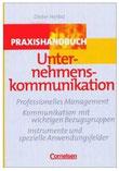 """Buchtitel """"Unternehmenskommunikation"""""""