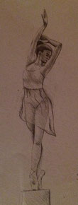 Sketch Dancer - Sylvia Hilpertshauser