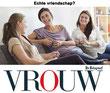 Imago en etiquette deskundige Gonnie Klein Rouweler Column VROUW.nl Telegraaf 'Gouden etiquetteregels voor echte vriendschap'