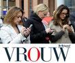 etiquette expert Gonnie Klein Rouweler columnist vrouw.nl Telegraaf