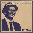 Bild: My Way, Sinatra, sänger am Klavier, alleinunterhaltung