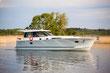 Łódka Motorowa WEEKEND 820 LUXUS, Mazury, Polska