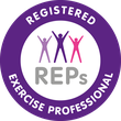 REPs Registered Exercise Professional