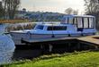 WEEKEND 820 deLux, czarter yachtów jachtów, łódz motorowe, pętla żuław
