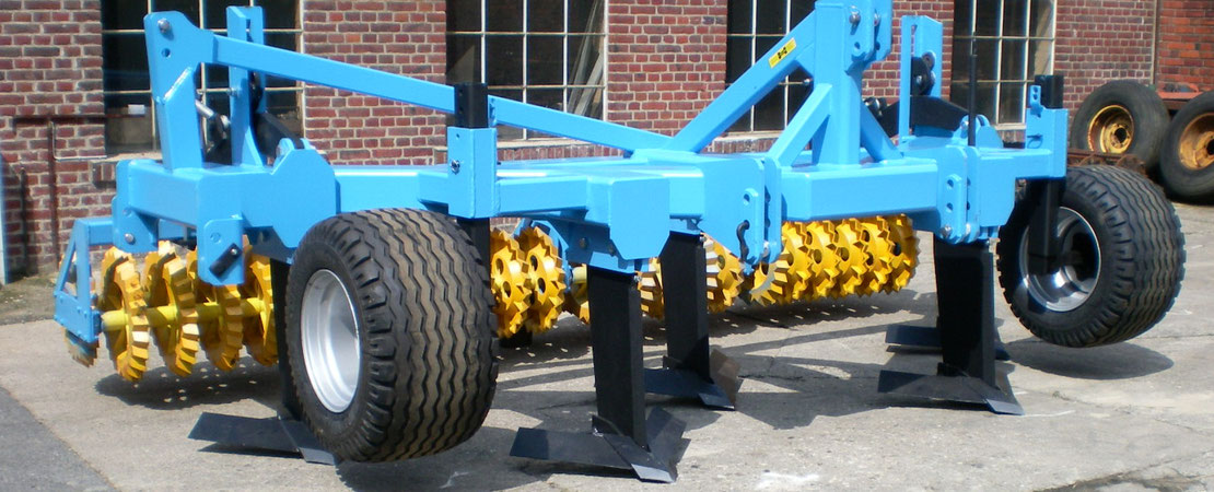 Heilers Landmaschinen Leistungen
