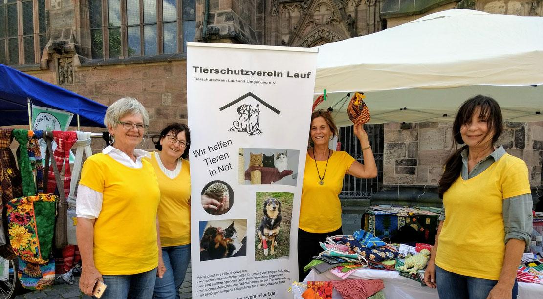 2. Fränkischer Tierschutztag am 8. Juni 2019 in Nürnberg