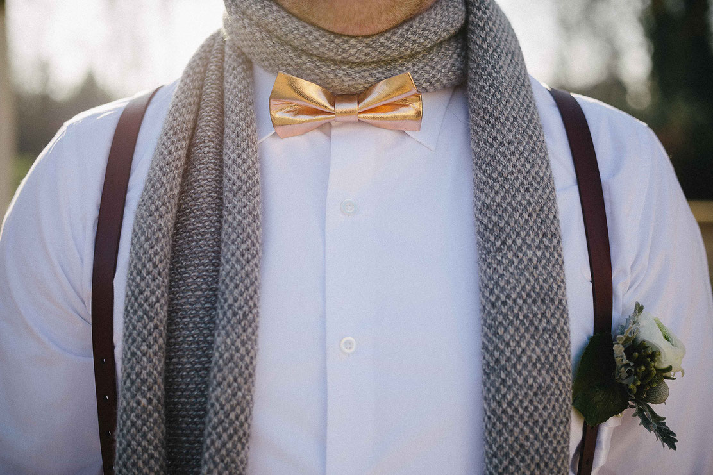 Bräutigam Outfit