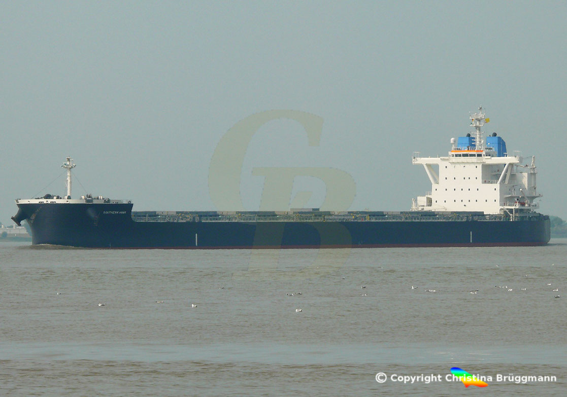 Bulk Carrier SOUTHERN HAWK