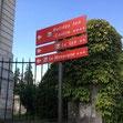 Signalisation touristique