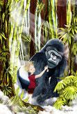 Le Garçon et le Gorille