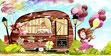 La fille et la caravane