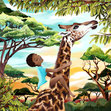 Le Garçon et la Girafe