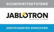 Jablotron zertifizierter Errichter