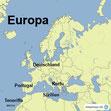 Bild: Der Kontinent Europa