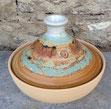 Keramikkochtopf Tajine