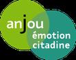 Logo Anjou - émotion citadine