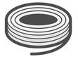 PTFE Glasgewebe Schlauch