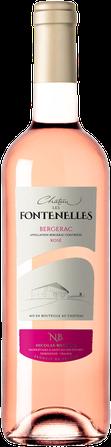 Bergerac rosé Château Les Fontenelles