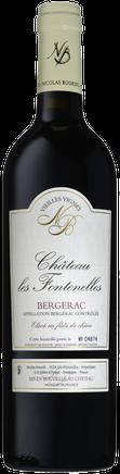 Bergerac rouge Prestige fûts Château Les Fontenelles