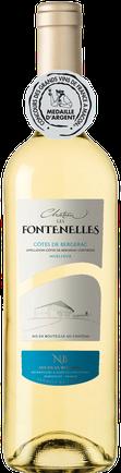 Bergerac blanc moelleux Château Les Fontenelles