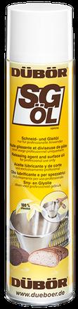 Backtrennmittel DÜBÖR Schneidöl SG Öl Spray