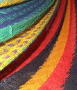 hamac mexicain artisanal hamaxicain en coton, simple, double, matrimonial, familial ou épais