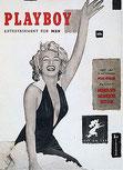 couv' du premier Playboy