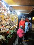 Marché de Noël de Samoens avec les enfants