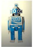 Beispiel für einen Papierroboter