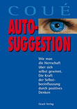 "Buchtittel ""Autosuggestion"""