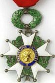 Croix de la légion d'Honneur
