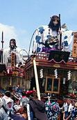 平成28年 7月15日(金) ~17日(日):佐原の大祭 夏祭り