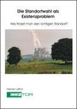 Buch über das Problem der Standortwahl mit Vorstellung von Proböemlösungsmöglichkeiten