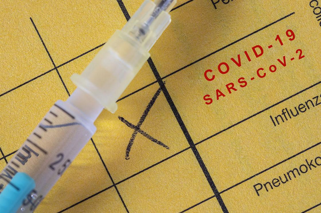 Impfnachweis nach Corona-Impfung