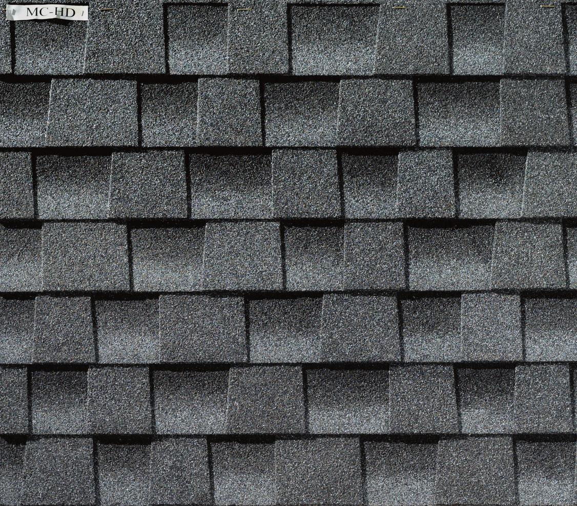 amerykański gont gaf, pokrycia dachowe, timberline hd w kolorze pewter gray