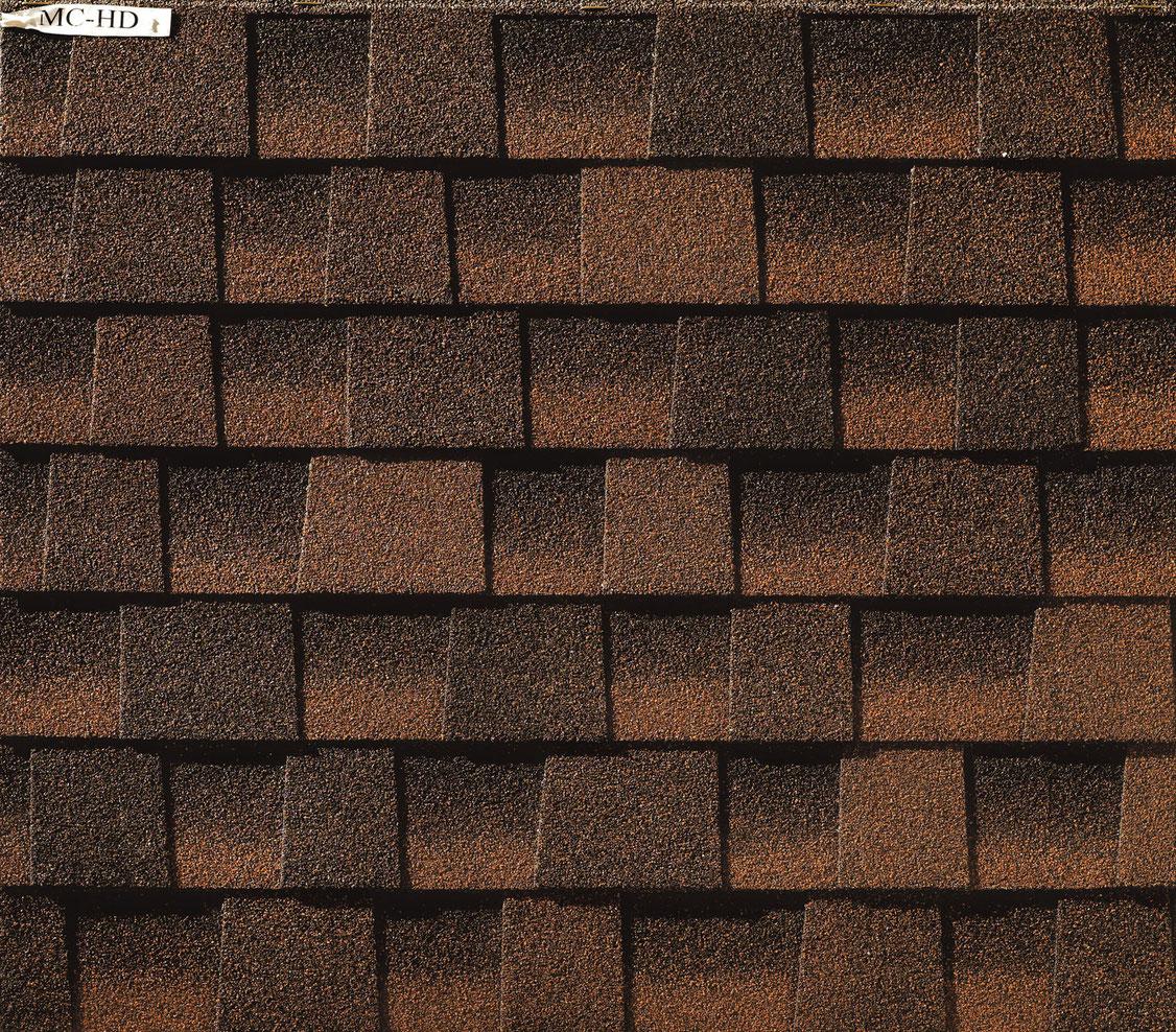 gont gaf, pokrycia dachowe, timberline hd w kolorze hickory