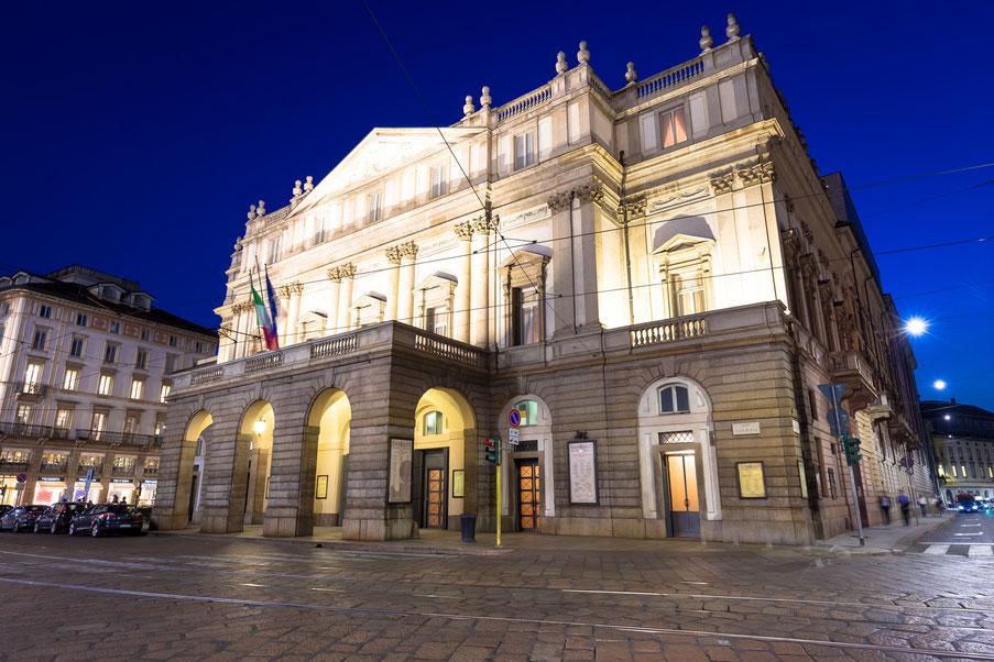 Teatro alla Scala, Mailand / Foto: StockPhotos