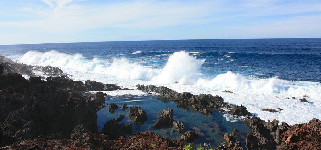 Küste Teneriffa