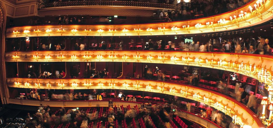 London Royal Opera House