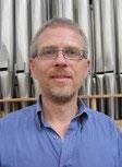 Jens Petersen, superviseur, atelier d'orgues mécaniques
