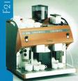 Kaffeemaschine Vollautomat Carimali F 21