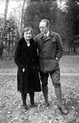 Margret Hebel und Heinz Siebert