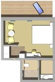 doppelzimmer 2 im haupthaus eilun