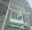 工事用エレベーター 鹿児島仮設 仮設レンタル 足場リース