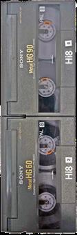 Hi8 Kassetten digitalisieren lassen