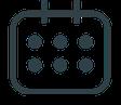 GRIMASKE® Medizinische Gesichtsmaske Typ 1 CE | EN 14683 mit HeiQ Viroblock® Technologie mit angenehmen Tragekomfort von Feld Textil GmbH - https://www.krawatten-tuecher-schals-werbetextilien.de/ - Lebensdauer: 7 Monate oder 210 Tage