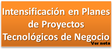 Intensificación en Planes de Proyectos Tecnológicos de Negocio