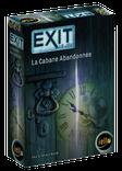 EXIT LA CABANE ABANDONNÉE +12ans, 1-6j